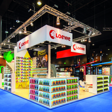 Loewe book publisher, Frankfurter Book Fair