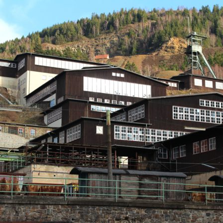 UNESCO Infozentren, Harz