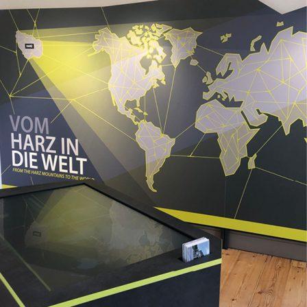 UNESCO visitor centers, Harz